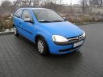 Wynajem samochodów w Toruniu - Opel Corsa