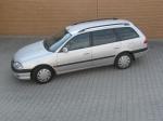 Wynajem samochodów w Toruniu bez limitu kilometrów - Toyota Avensis